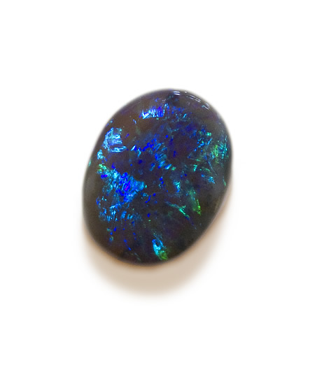 3.42 Carats, 13.00mm x 10.1mm opal gemstone