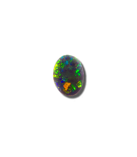 classic style loose opal 3.48 Carats, 13.1mm x 9.3m
