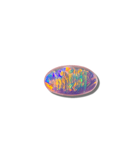 classic style loose opal 1.32 Carats, 8.8mm x 6.3mm