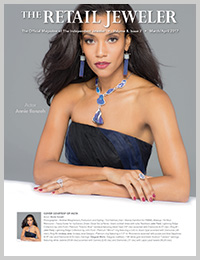 April Jeweler Magazine Cover