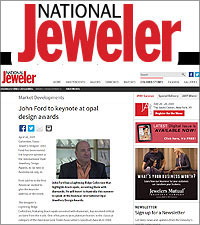 National Jeweler 2015