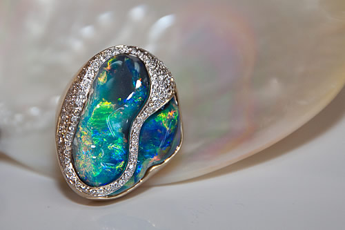 editors choice opal jewelry